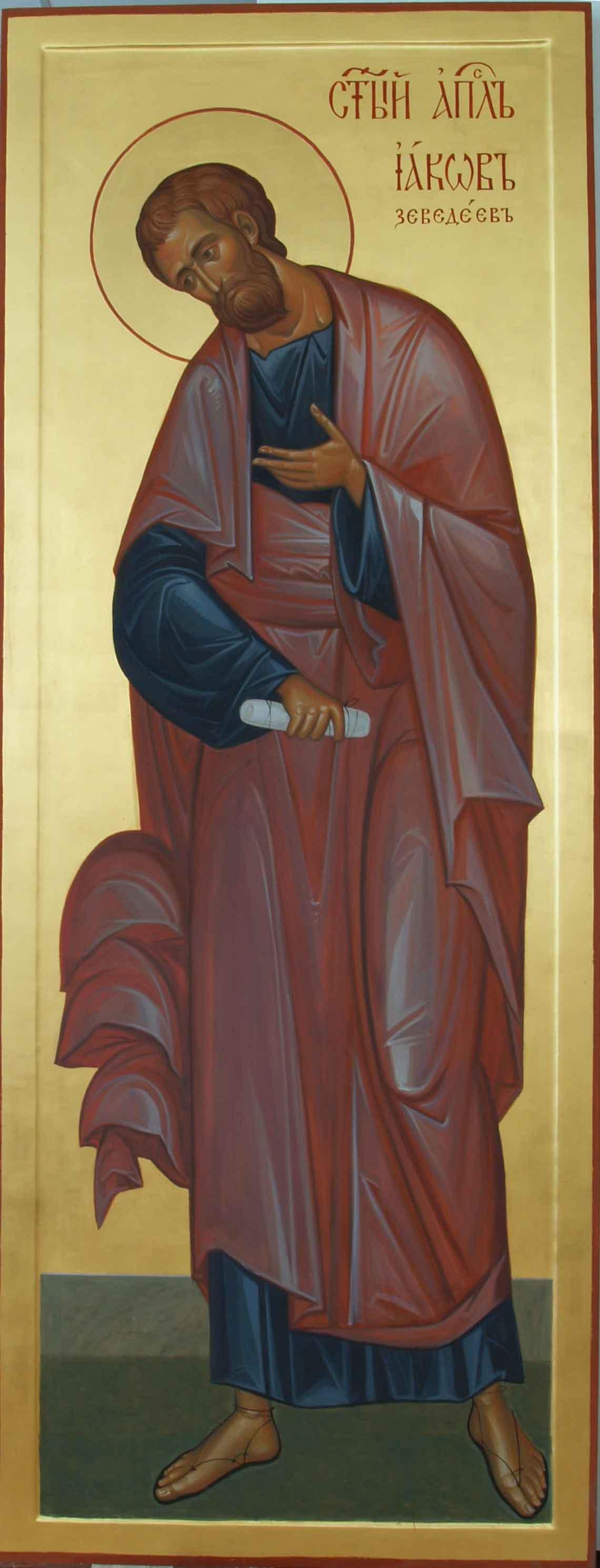 """Мастерская """"Соборъ"""" пишет иконы для Рождественского кафедрального собора в г. Южно-Сахалинск"""